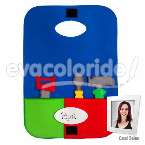 Molde 003 - Porta Carregador de Celular Dia dos Pais 02