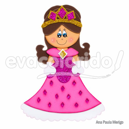 Molde 223 - Princesa