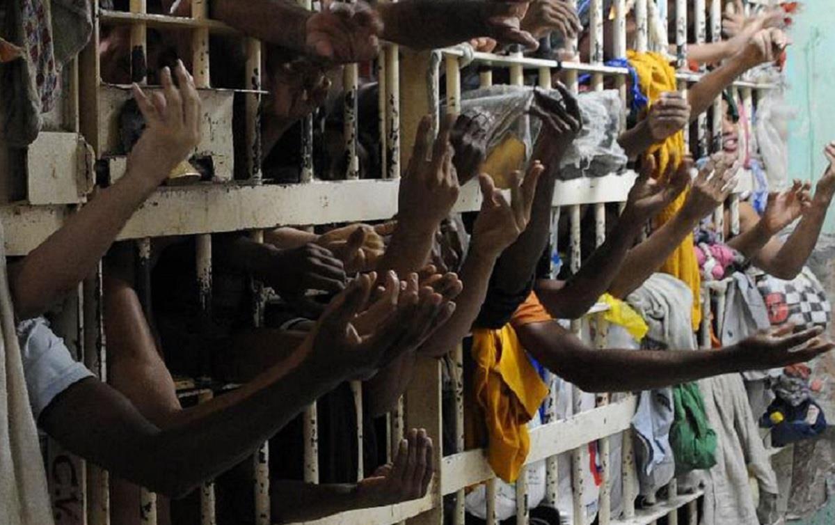 penitenciárias coronavírus