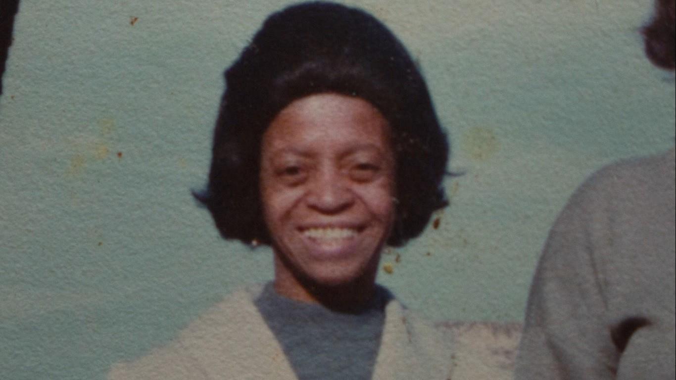 Enedina Alves Marques, uma das mulheres de destaque na história do País.