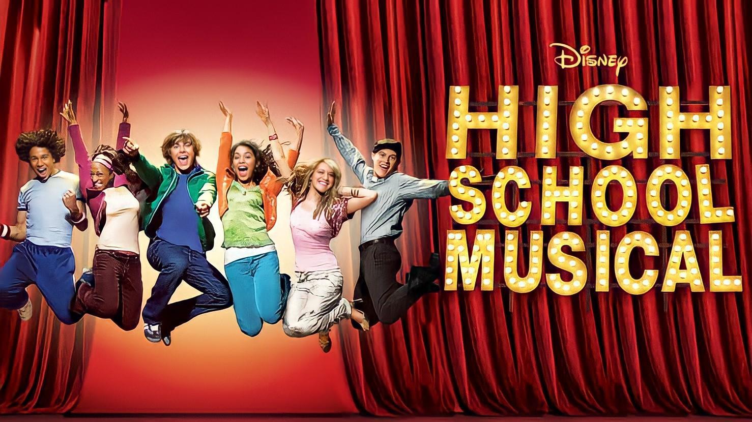 High School Musical é um dos musicais da Disney clássicos.