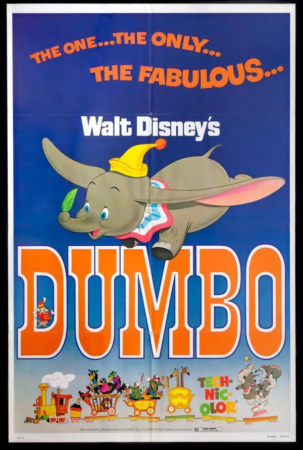 Bambi, uma das maiores animações do estúdio.