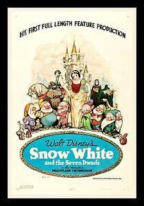 Branca de Neve e os Sete Anões é a obra-prima de Walt Disney e sua equipe.