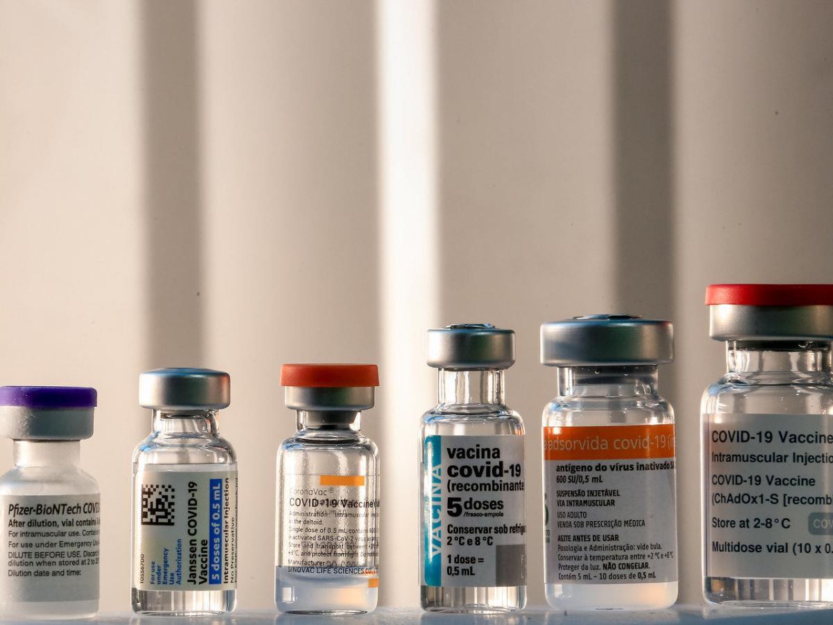Vacinação contra Covid-19: saiba a importância da segunda dose.   Foto: Reprodução.
