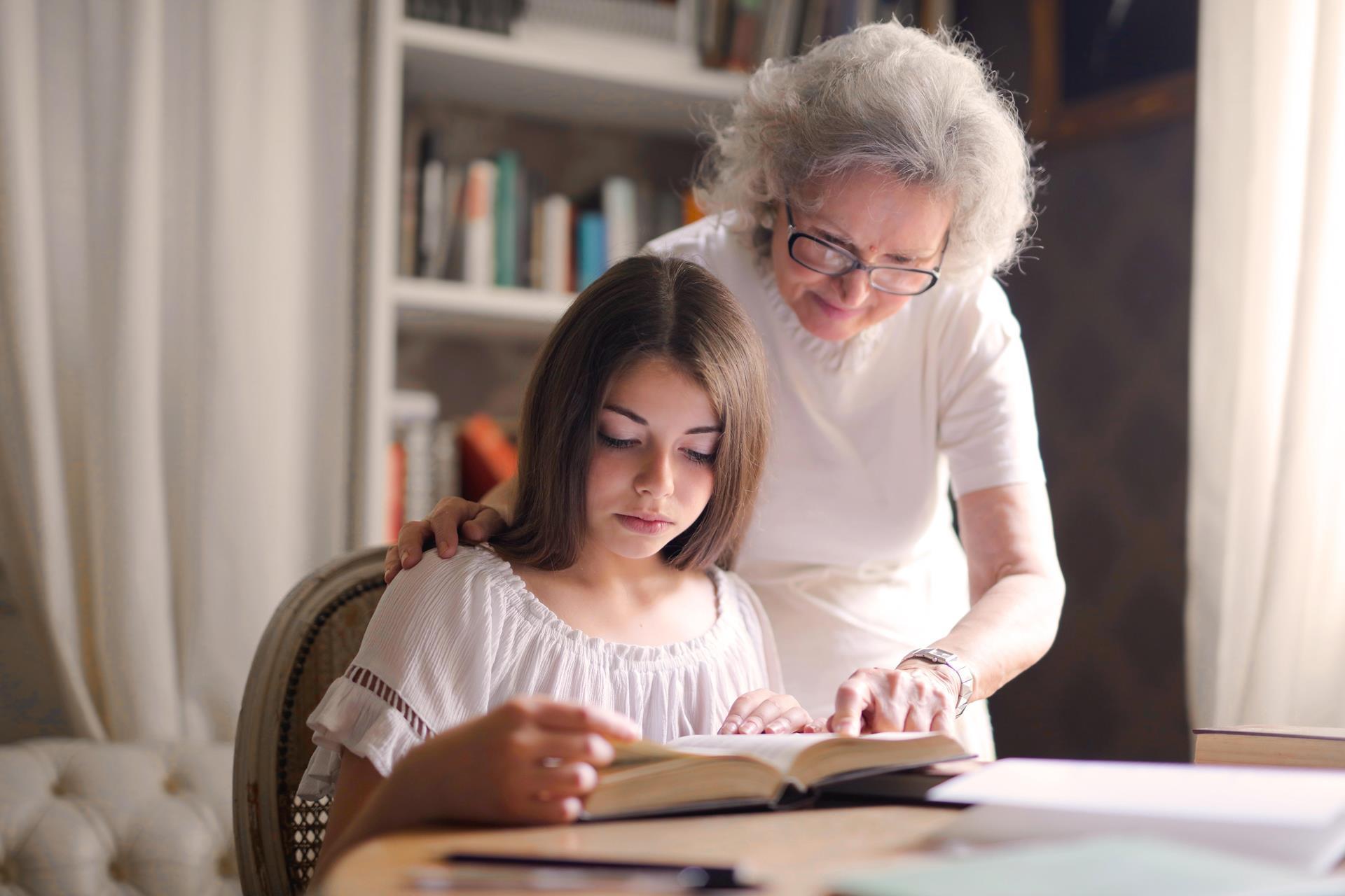 A leitura é uma modalidade terapêutica que prevaleceu na pandemia.