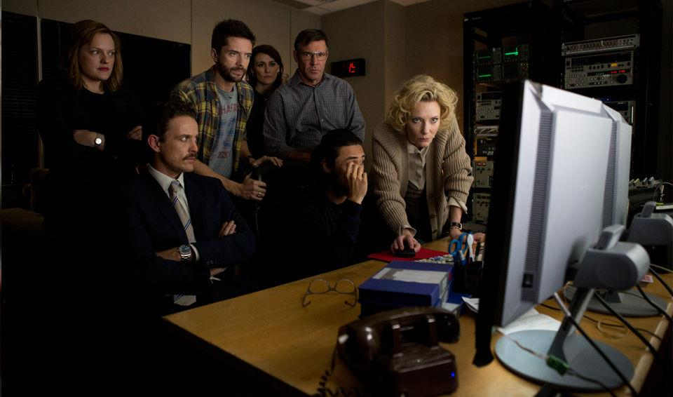 O filme narras os desafios dos jornalistas, como Mary Mapes, durante a reeleição de George W. Bush.