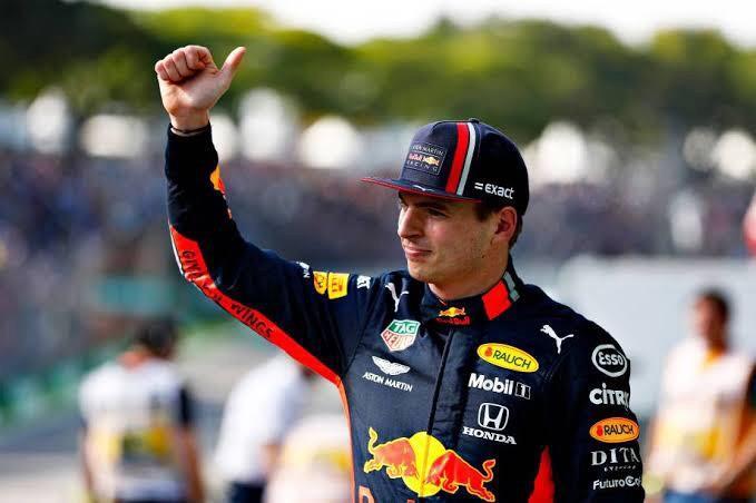 Max Verstappen foi o pole position do Grande Prêmio do Brasil de 2019.
