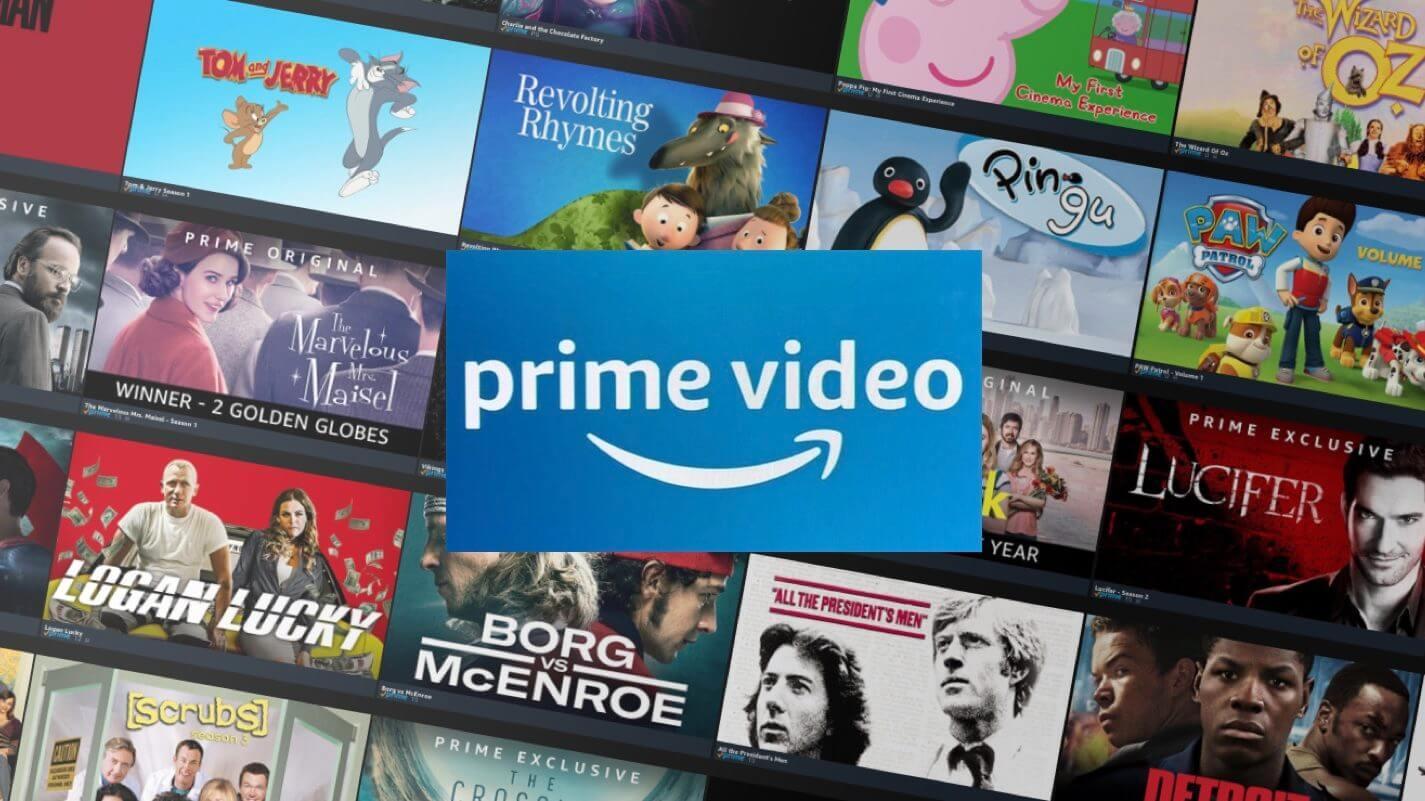 Confira os lançamentos do mês de outubro na Amazon Prime Video.