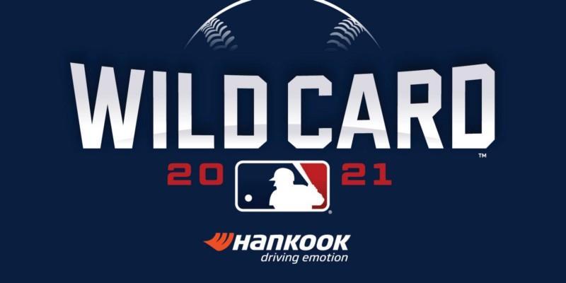 Anúncio do MLB Wild Card de 2021.