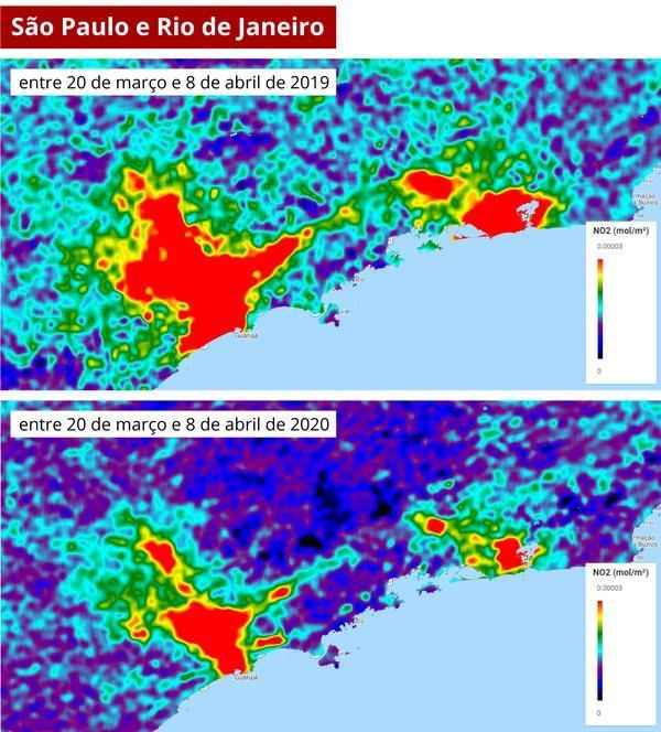 impactos ambientais positivos causados pelo coronavírus
