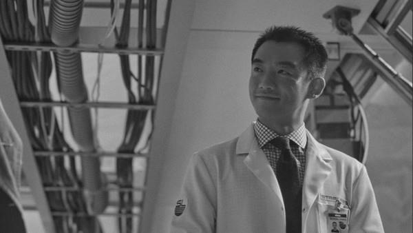 Orion Lee como Dr. Ryan Choi
