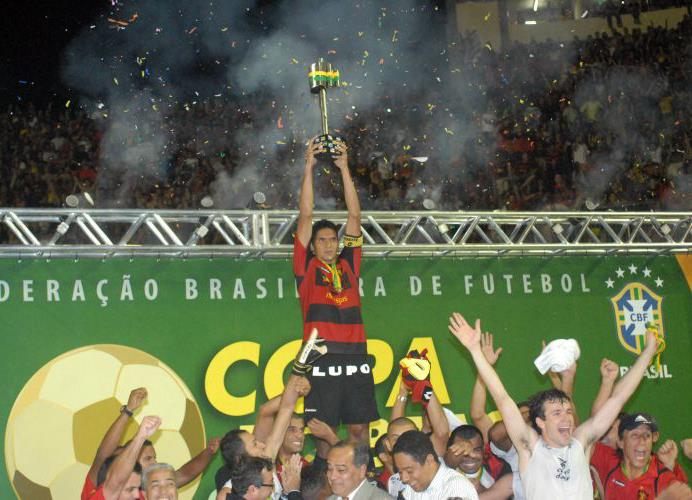 Sport é campeão da Copa do Brasil