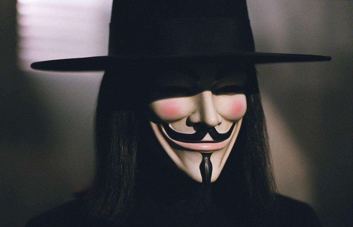 Anonymous V de Vingança