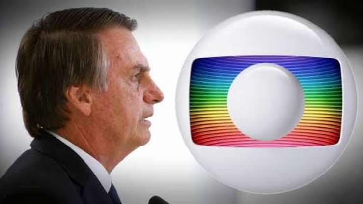 presidente contra a Globo