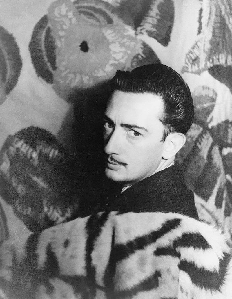 Salvador Dalí, em 1939