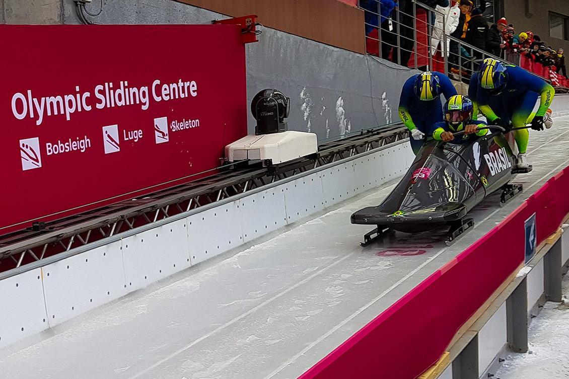 Bobsled nos Jogos Olímpicos de Inverno