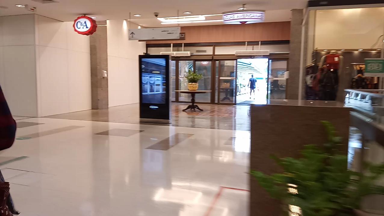 Plaza Shopping, em Recife