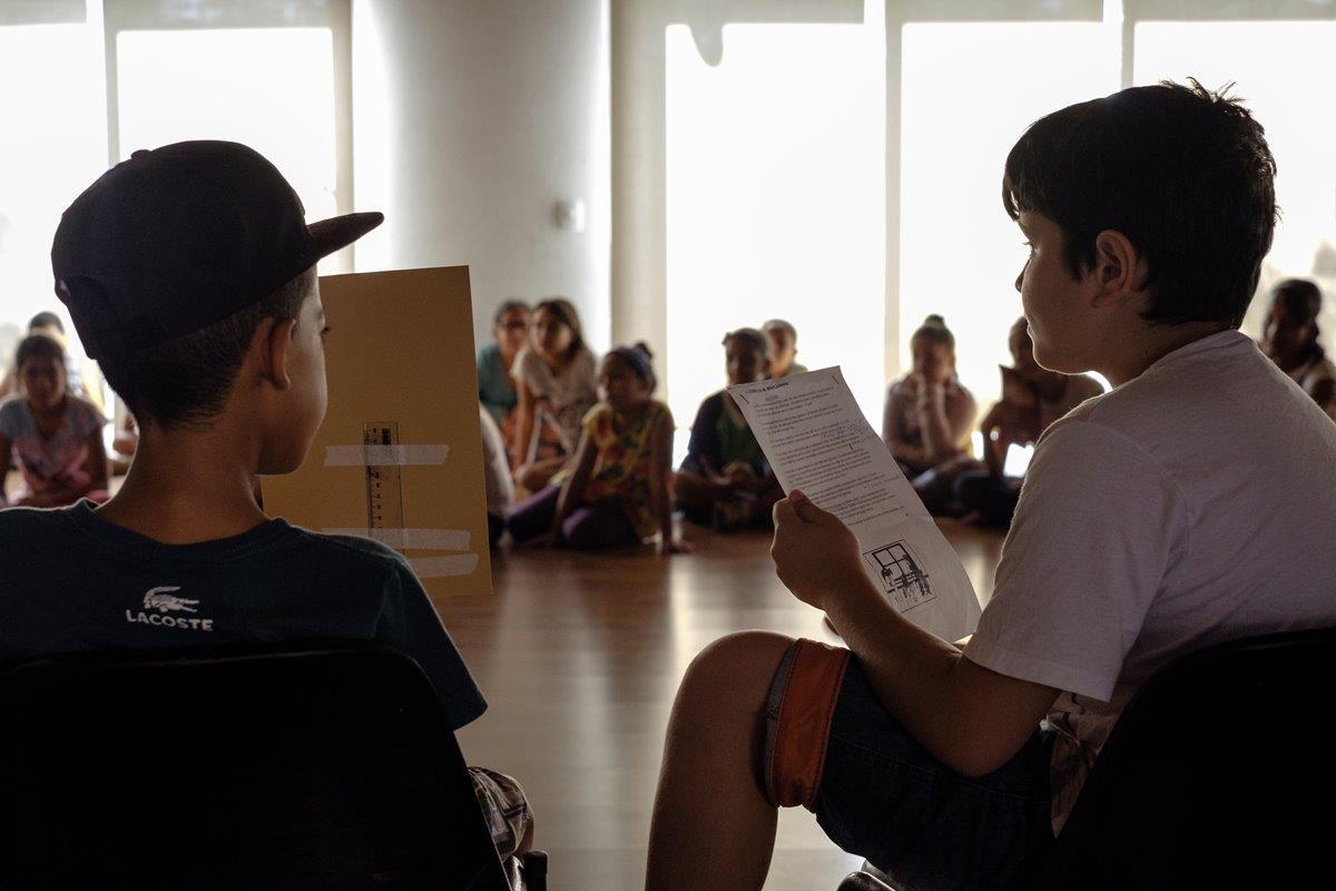 incentivo à leitura de jovens