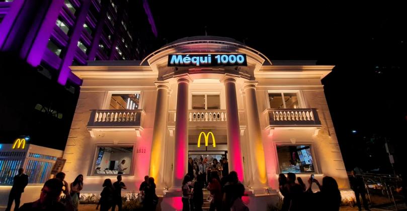 McDonald's na Paulista