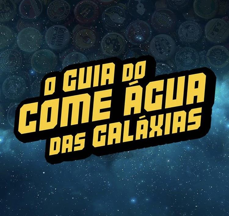 O Guia Come Água das Galáxias é uma página que fala sobre os bares de Salvador.
