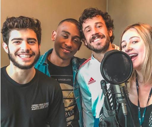 Podcast Vida de Solteiro. | Foto: Reprodução.