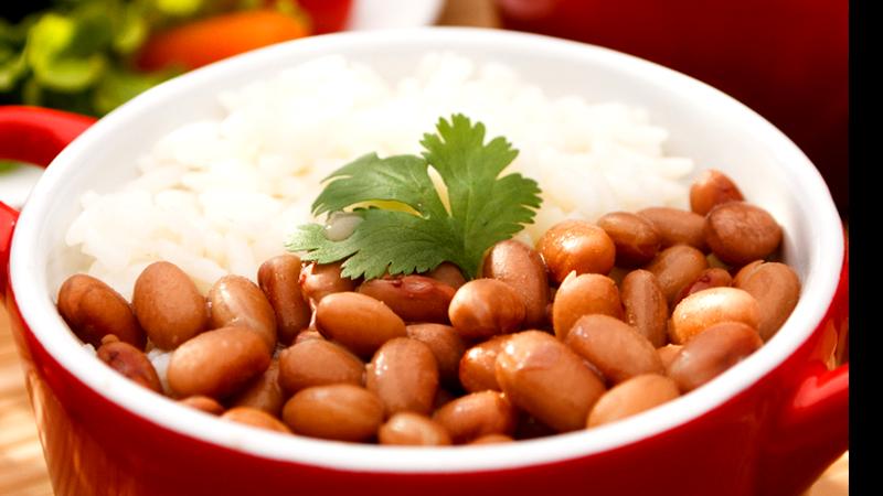 feijão e arroz