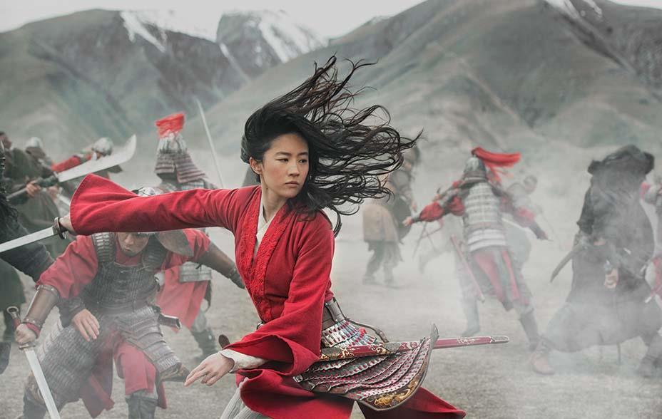 Mulan live-action tem estreia adiada