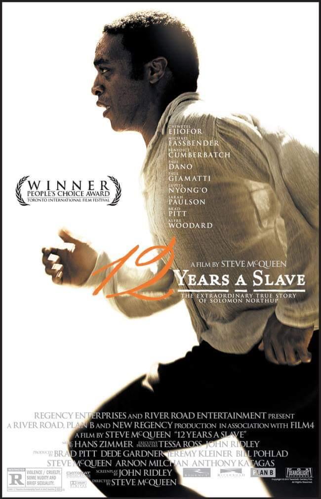 assistir 12 anos de escravidão