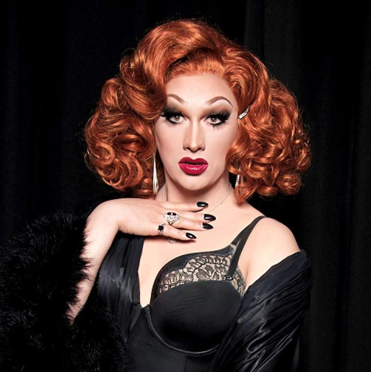 Foto da drag queen Jinkx Monsoon