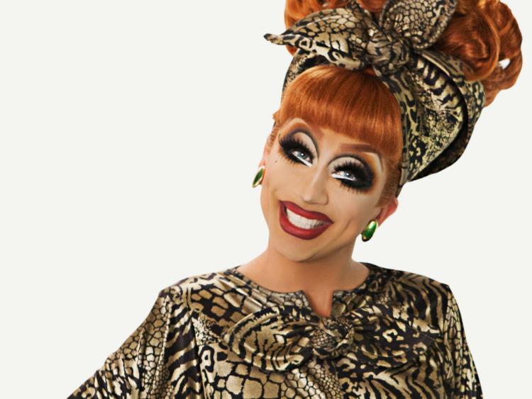 Foto da drag queen Bianca Del Rio