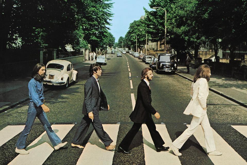 50 anos do fim de The Beatles