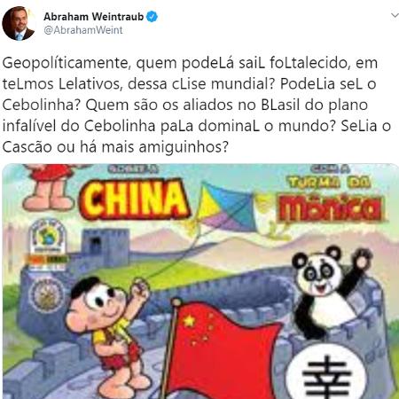 relação entre brasil e china