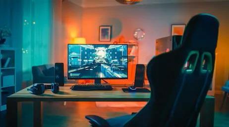 Para longas jornadas de jogos, um conforto é muito necessário. | Foto: Reprodução