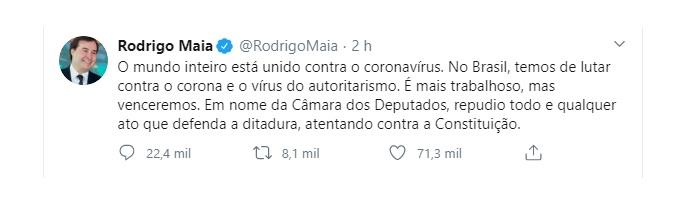 crime contra a humanidade jair bolsonaro