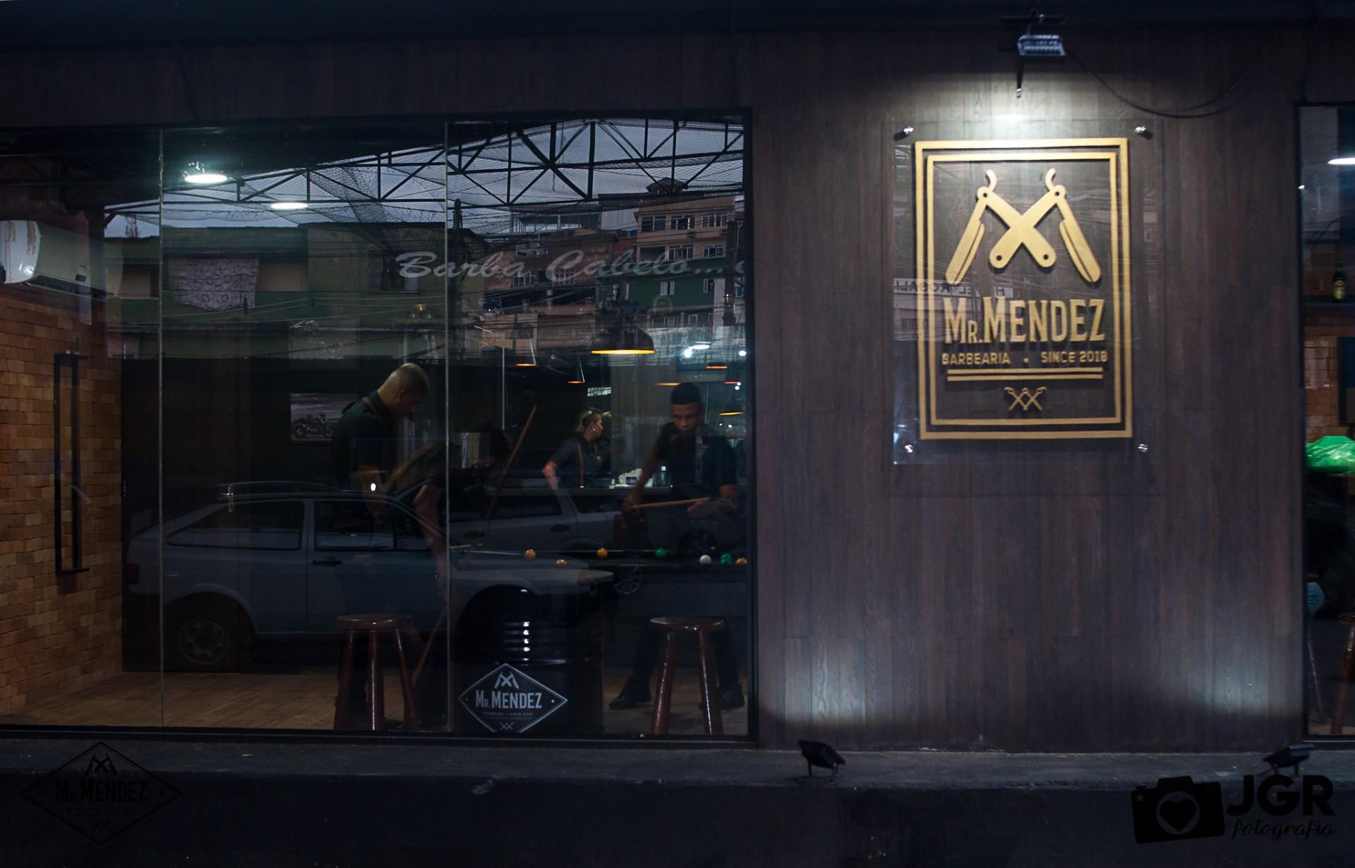 Barbearia Mr. Mendez
