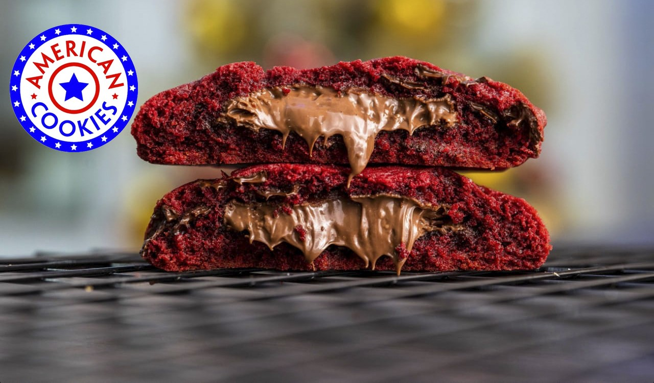 American Cookies - Gilberto Salomão