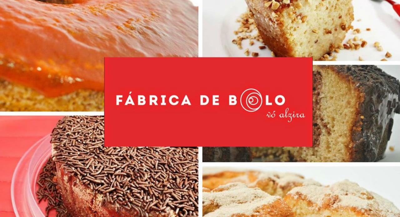 Fábrica de bolos da Vó Alzira - Centro (Duque de Caxias)