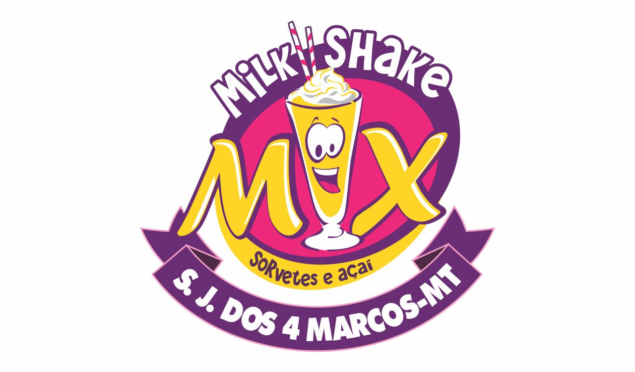 Milk Shake Mix Quatro Marcos