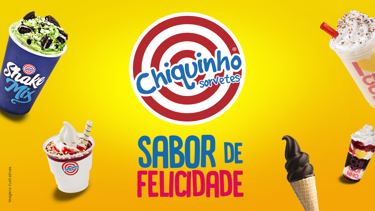 Chiquinho Sorvetes - Cidade Nobre