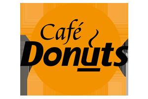 Logo Café Donuts - REDE (ex-Vitória I - MasterPlace Mall)