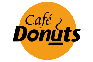 Logo Café Donuts Vitória III - Shopping Mestre Álvaro