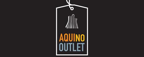 Logo Aquino Outlet