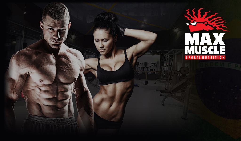 Max Muscle Fortaleza - Shopping Riomar Fortaleza