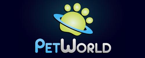 Logo Pet World - Fátima