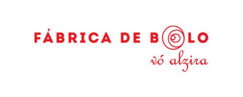 Logo Fábrica de Bolo Vó Alzira - Bairro Luz