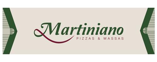 Logo Martiniano Pizzas e Massas