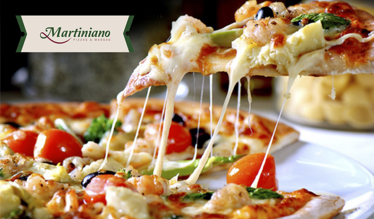 Martiniano Pizzas e Massas