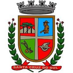 logotipo Pref Sta Cruz do Sul