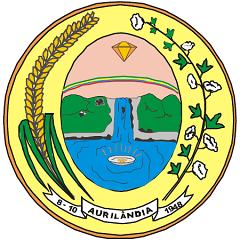 logotipo CM Aurilândia