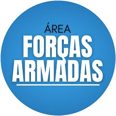 logotipo Área Forças Armadas